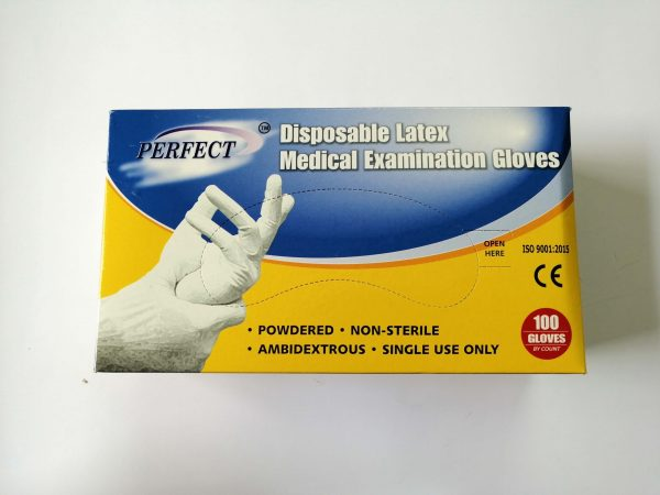 Perfect Examination Gloves, Perfect Examination Gloves Online in Pakistan