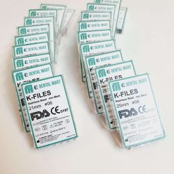 Stainless Steel K Files, Stainless Steel Endo Files, Buy Stainless Steel K Files Online in Pakistan
